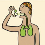 Boehringer's COPD drug shows promise in asthma