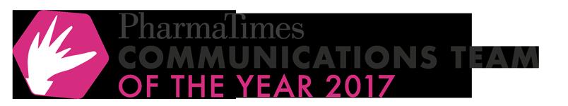 PharmaTimes Communications Team of the Year logo