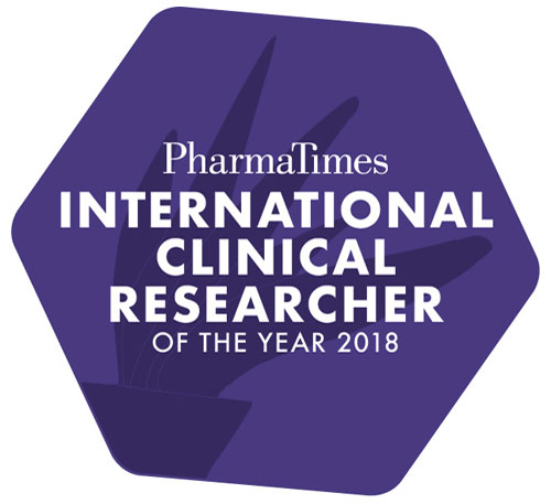 Thumbnail image for International Clinical Researcher of the Year - Less than 3 weeks to go - BOOK NOW