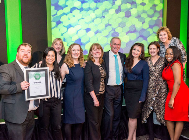 Thumbnail image for Photo Gallery from the Medical & Scientific Excellence Awards now available!