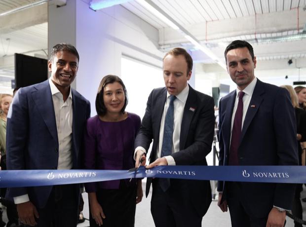 Thumbnail image for Novartis unveils new London HQ