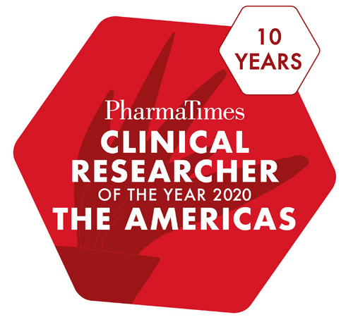 Thumbnail image for Clinical Researcher of the Year – The Americas competition has launched for 2020