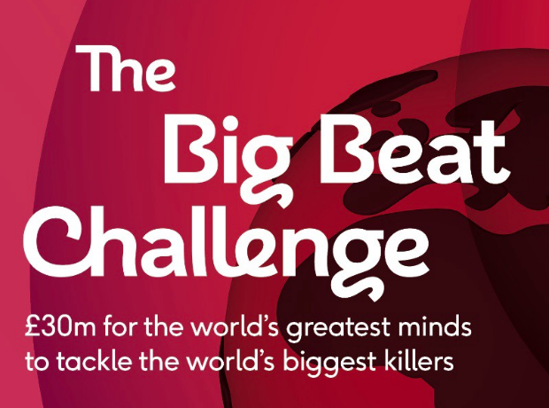 Thumbnail image for  Robotic heart, heart attack vaccine among BHF Big Beat finalists