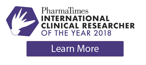 International Clinical Researcher of the Year