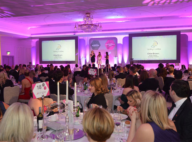 Thumbnail image for The Marketer of the Year awards ceremony draws closer – don't miss out on the chance to book tickets