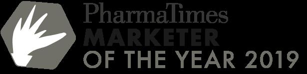 PharmaTimes Marketer of the Year logo