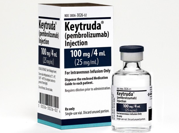 Thumbnail image for Keytruda/Lenvima combo shows promise in hard-to-treat cancers