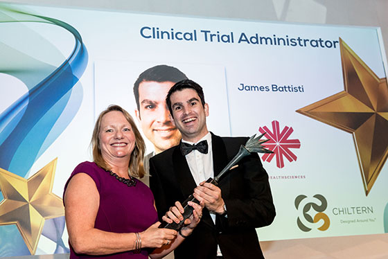 Thumbnail image for International Clinical Researcher of the Year - Register your details to start Stage 1
