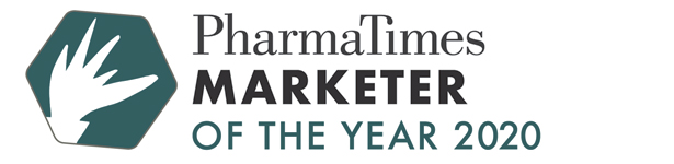 PharmaTimes Marketer of the Year logo