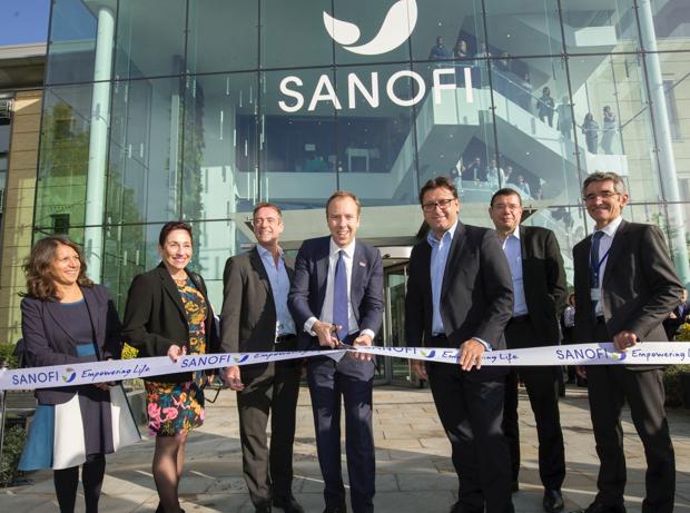 Thumbnail image for Sanofi opens new HQ