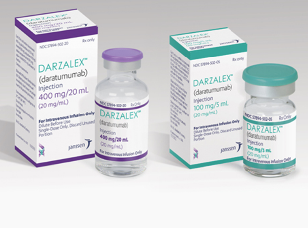 Thumbnail image for Darzalex EU nod marks first newly diagnosed MM treatment in six years
