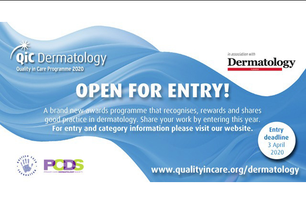 Thumbnail image for QiC Dermatology now open for entries