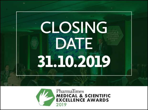 Thumbnail image for Just one week left to get entered into the 2019 Medical & Scientific Excellence Awards