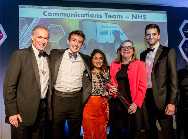 Thumbnail image for Entry closing in just over 2 weeks for the 2019 Communications Team of the Year competition!