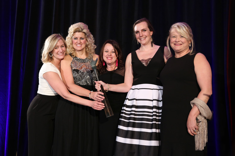 Company Team of the Year
