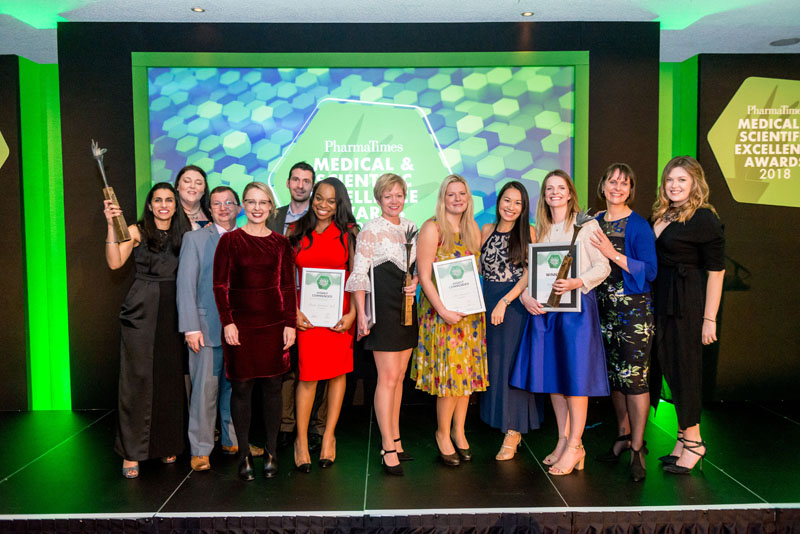 Medical and Scientific Excellence Awards 2018
