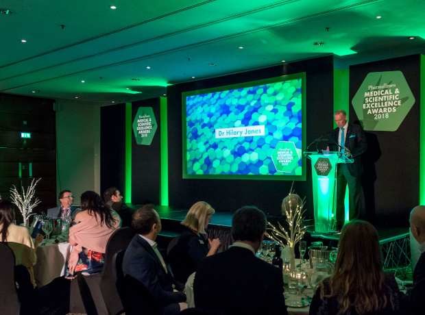 Thumbnail image for Tickets now available for the 2019 Medical & Scientific Excellence Awards ceremony