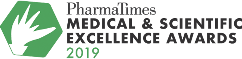 PharmaTimes Medical and Scientific Excellence Awards logo