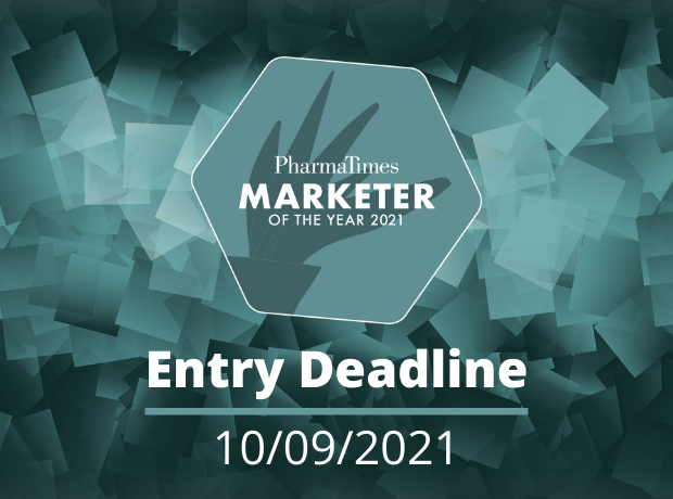 Thumbnail image for Entry closing in 1 month for the 2021 Marketer of the Year