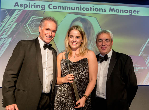 Thumbnail image for Options available for individual entry in the 2019 Communications Team of the Year competition