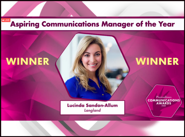 Thumbnail image for Communications Awards winner shares insight into the competition
