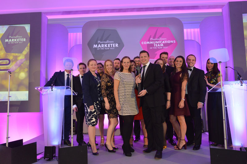 Thumbnail image for Marketer of the Year - Enter now and stay one step ahead