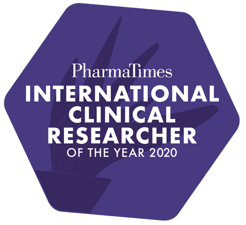 Thumbnail image for Finalists announced for the 2020 International Clinical Researcher of the Year competition