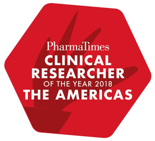 Thumbnail image for Clinical Researcher of the Year – The Americas: Winners announced!